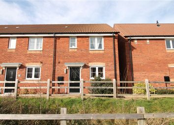 Thumbnail 3 bed end terrace house for sale in West Wick, Weston Super Mare, North Somerset