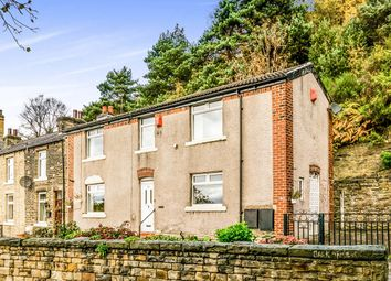 Thumbnail 2 bed terraced house for sale in Old Bank Road, Earlsheaton, Dewsbury
