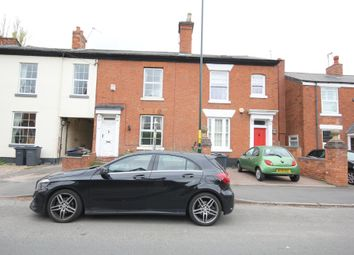 Thumbnail 4 bed terraced house to rent in Greenfield Road, Harborne