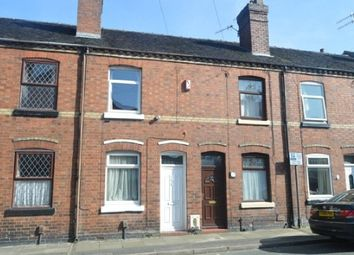 Thumbnail 2 bed terraced house to rent in Hertford Street, Heron Cross, Stoke On Trent