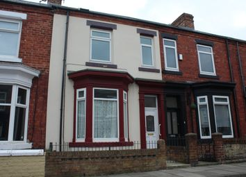 Thumbnail 4 bed property to rent in Carlton Street, Hartlepool