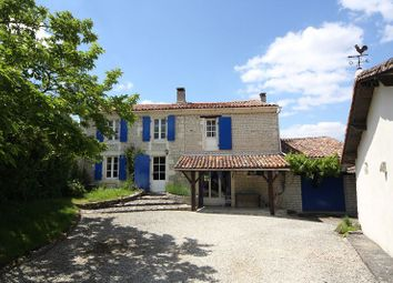 Thumbnail 4 bed property for sale in Gourville, Charente, France