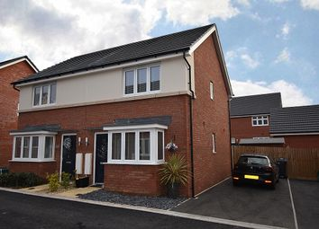 Thumbnail 2 bed semi-detached house for sale in Alford Pasture, Cranbrook, Near Exeter