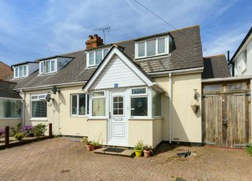 Thumbnail 3 bed semi-detached house for sale in Queensbridge Drive, Herne Bay