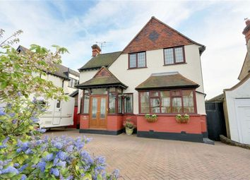 Thumbnail 4 bedroom detached house for sale in First Avenue, Westcliff On Sea, Essex