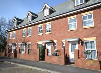 Thumbnail 3 bedroom terraced house for sale in Norman Crescent, Budleigh Salterton, Devon