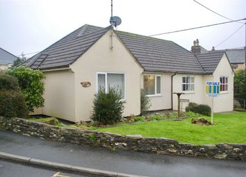 Thumbnail 2 bed semi-detached bungalow for sale in Eliot Road, St Austell, Cornwall