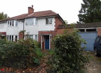 Thumbnail 3 bed semi-detached house for sale in Farley Road, Selsdon, South Croydon, Surrey