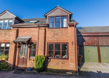 Thumbnail 3 bed end terrace house for sale in Thorverton, Exeter