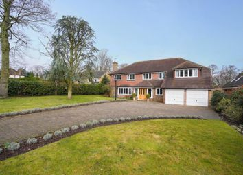 Thumbnail 5 bed property to rent in Onslow Road, Burwood Park, Walton On Thames, Surrey