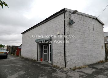 Thumbnail Parking/garage for sale in Rear Of 60 Vale Terrace, Tredegar