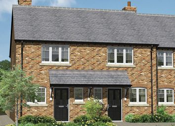 2 bed end terrace house for sale in Plot 13, Castle Keep, Whittington, Oswestry SY11