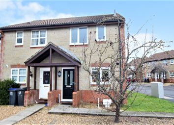 Thumbnail 2 bedroom end terrace house to rent in Kingfisher Drive, Westbury