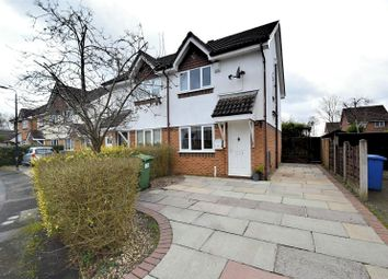 Thumbnail 2 bedroom semi-detached house for sale in Marthall Drive, Sale