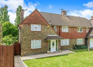 Thumbnail 4 bed semi-detached house for sale in Hereward Way, Lewes