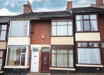 Thumbnail 2 bed terraced house for sale in Ludlow Street, Hanley, Stoke-On-Trent