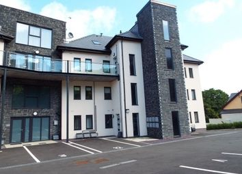 Thumbnail 2 bedroom flat to rent in Llys Marina, Y Felinheli