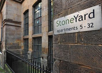 Thumbnail 1 bed flat to rent in The Stoneyard, 12 Plumptre Street, The Lace Market, Nottingham