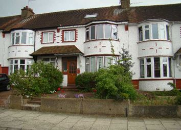 Thumbnail 4 bedroom terraced house to rent in Ridgeway Avenue, Gravesend