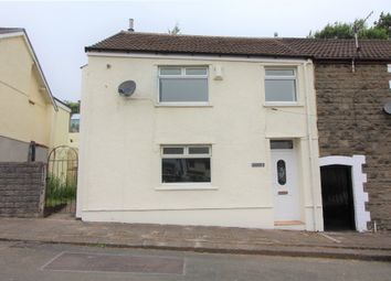 Thumbnail 3 bed end terrace house to rent in Bwllfa Cottages, Gelli, Pentre