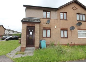 Thumbnail 1 bedroom flat for sale in Kilbowie Crescent, Airdrie