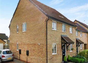 Thumbnail 3 bed semi-detached house for sale in Ruster Way, Hampton Hargate, Peterborough