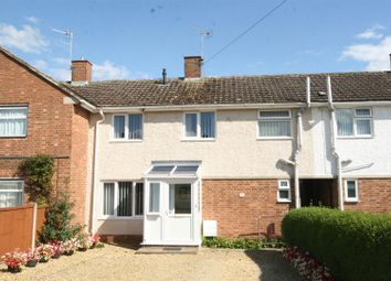 Thumbnail 2 bed terraced house for sale in Willow Crescent, Oakham