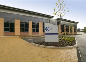Thumbnail Office to let in Nautica House, Navigation Business Park, Waters Meeting Road, Bolton, Lancs