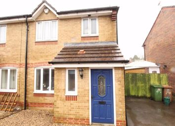 3 bed semi-detached house for sale in Y Cilffordd, Caerphilly CF83