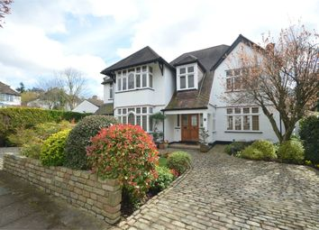 Thumbnail 5 bed detached house for sale in Parkside, London