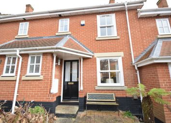 Thumbnail 3 bed terraced house for sale in Earnshaw Court, Thorpe St Andrew, Norwich, Norfolk
