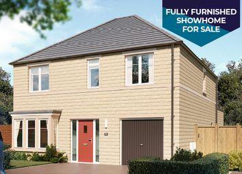 "Thumbnail 4 bed detached house for sale in ""The Rosebury"" at Harrogate Road, Apperley Bridge, Bradford"