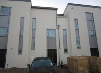 Thumbnail 3 bed terraced house to rent in Rowledge Court, Peterborough