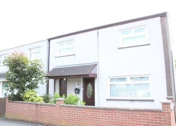 Thumbnail 3 bed terraced house for sale in Rank Road, Dundonald, Belfast