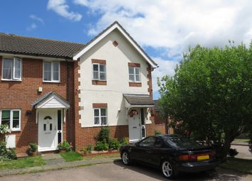 Thumbnail 3 bed end terrace house for sale in Keller Close, Stevenage