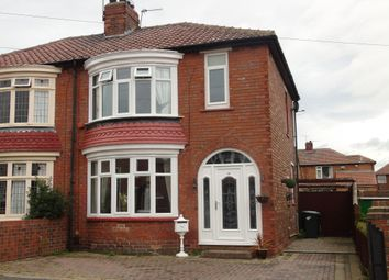Thumbnail 3 bed semi-detached house for sale in Cottersloe Road, Norton, Stockton-On-Tees