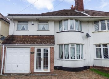 Thumbnail 4 bedroom semi-detached house for sale in Boundary Avenue, Rowley Regis