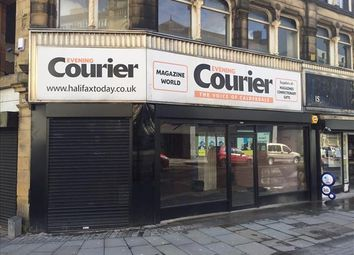 Thumbnail Retail premises to let in 2 & 4 Commercial Street, Halifax