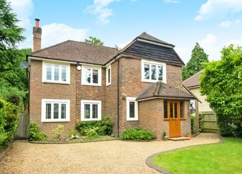 Thumbnail 4 bed detached house to rent in Harestone Valley Road, Caterham