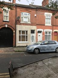 Thumbnail 2 bedroom terraced house to rent in Connaught Street, Leicester