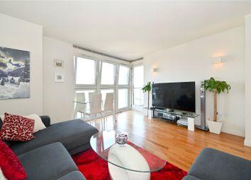 New Providence Wharf, 1 Fairmont Avenue, London E14. 1 bed flat