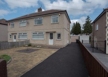 Thumbnail 3 bed semi-detached house for sale in Plumpton Gardens, Bradford