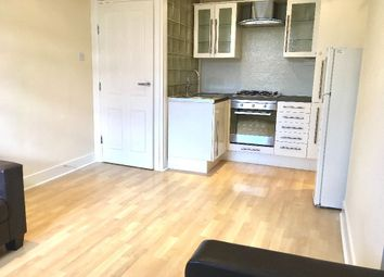 Thumbnail 3 bed flat to rent in Romola Road, London
