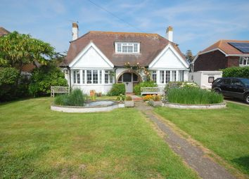 Thumbnail 3 bed detached house for sale in The Bridgeway, Selsey