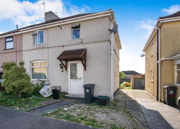 Thumbnail 3 bed semi-detached house for sale in Field Road, Bristol, Somerset