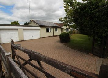 Thumbnail 3 bedroom detached bungalow for sale in Badminton Road, Chipping Sodbury, Bristol
