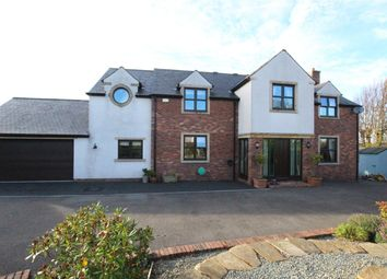 Thumbnail 5 bed detached house for sale in Mylen House, Vallum Place, Monkhill, Burgh-By-Sands, Carlisle, Cumbria