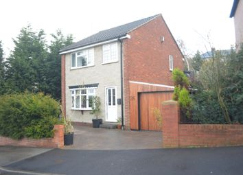 Thumbnail 3 bed detached house for sale in Hyacinth Road, Sheffield