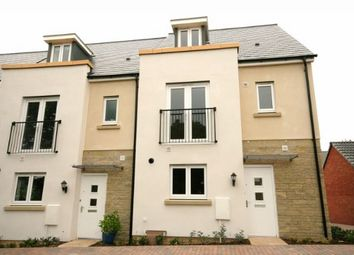 Thumbnail 4 bedroom town house to rent in Admiral Way, Exeter