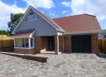 Thumbnail 3 bed detached house for sale in Lions Gate, 666 Dorchester Road, Weymouth